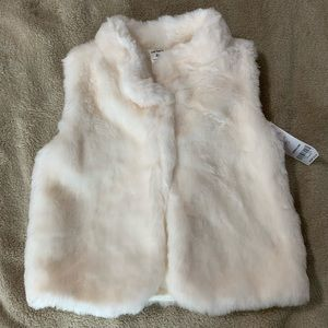 Other - Carters 4t faux fur vest